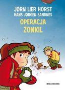 Okładka ksiązki - Operacja Żonkil