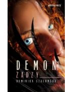 Okładka książki - Demon żądzy