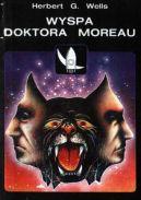 Okładka ksiązki - Wyspa Doktora Moreau