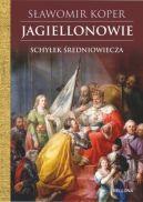 Okładka ksiązki - Jagiellonowie