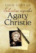 Okładka ksiązki - Sekretne zapiski Agaty Christie