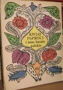 Okładka ksiązki - Kwiat paproci i inne baśnie polskie