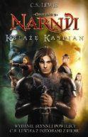 Okładka książki - Opowieści z Narnii. Książę Kaspian