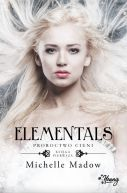 Okładka książki - Elementals. Proroctwo cieni