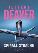 Okładka książki - Spirale strachu