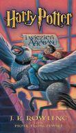 Okładka ksiązki - Harry Potter i więzień Azkabanu