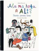 Okładka książki - Ala ma kota. A Ali? Zdanka pierwsza klasa