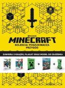 Okładka - Minecraft. Kolekcja poszukiwacza przygód