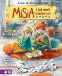 Okładka książki - Misia i jej mali pacjenci. Opowieści o przyjaźni