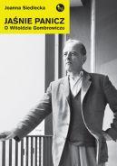 Okładka - Jaśnie Panicz. O Witoldzie Gombrowiczu