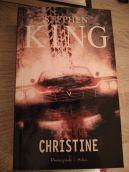 Okładka ksiązki - Christine.