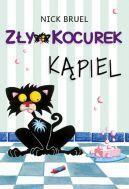 Okładka książki - Zły Kocurek. Kąpiel
