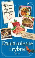 Okładka - Dania mięsne i rybne. Mamo, daj mi przepis.