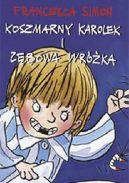 Okładka - Koszmarny Karolek i Zębowa Wróżka