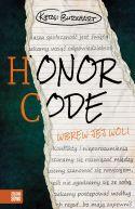 Okładka - Honor Code. Wbrew jej woli