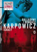 Okładka książki - Balladyny i romanse