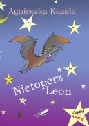 Okładka książki - Nietoperz Leon