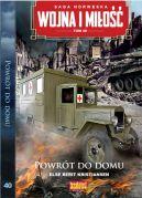 Okładka - Wojna i Miłość t.40. Powrót do domu