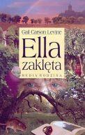 Okładka książki - Ella zaklęta