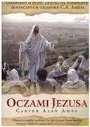 Okładka książki - Oczami Jezusa
