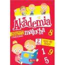 Okładka ksiązki - Akademia malucha. 2-latek uczy się liczyć