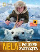 Okładka ksiązki - Nela i polarne zwierzęta