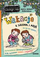 Okładka ksiązki - Wakacje z Lassem i Mają