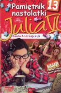 Okładka książki - Pamiętnik Nastolatki 13: Julia VI