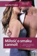 Okładka ksiązki - Miłość o smaku cannoli