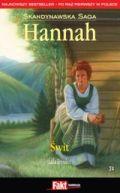 Okładka książki - Hannah. Tom 24. Świt