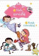 Okładka książki - Małe wróżki. Kotek czarodziej. Już czytam!