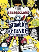 Okładka książki - Tomek Łebski - niezły szczęściarz. Tom 7