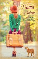 Okładka książki - Dama z kotem