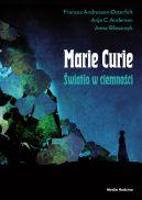 Okładka książki - Maria Skłodowska-Curie. Światło w ciemności