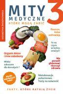 Okładka - Mity medyczne, które mogą zabić 3