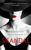 Okładka ksiązki - Skandal