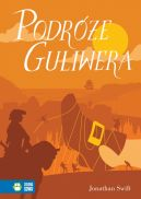 Okładka ksiązki - Literatura klasyczna. Podróże Guliwera