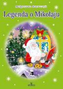 Okładka książki - Legenda o Mikołaju