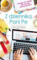 Okładka książki - Z dziennika Pani Pe