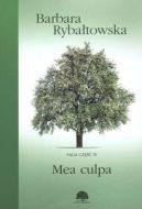 Okładka książki - Mea culpa