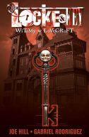 Okładka - Locke & Key. Witamy w Lovecraft