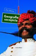 Okładka ksiązki - Geografia szczęścia