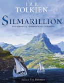 Okładka książki - Silmarillion. Wersja ilustrowana