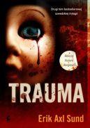 Okładka książki - Trauma