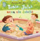 Okładka - Tosia i Julek uczą się dzielić