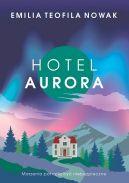 Okładka książki - Hotel Aurora