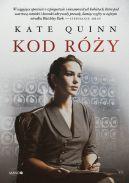 Okładka książki - Kod róży
