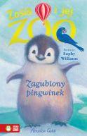 Okładka ksiązki - Zosia i jej zoo. Zagubiony pingwinek