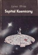 Okładka książki - Szpital Kosmiczny