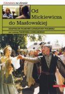 Okładka ksiązki - Od Mickiewicza do Masłowskiej